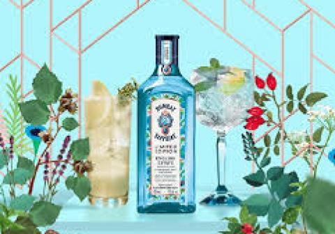 Gin Bombay English Estate Lmtd edition
