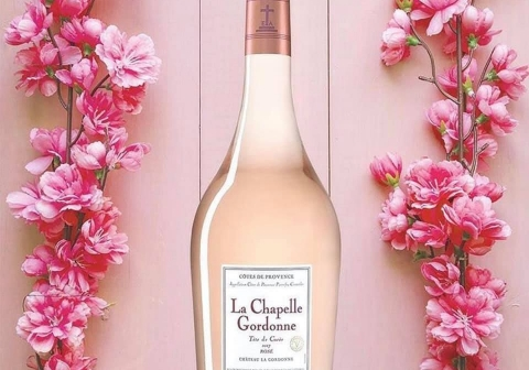 La Chapelle Gordons Rose - 1+1 GRATIS -